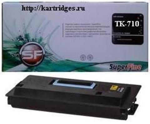 Картридж SuperFine SF-TK-710