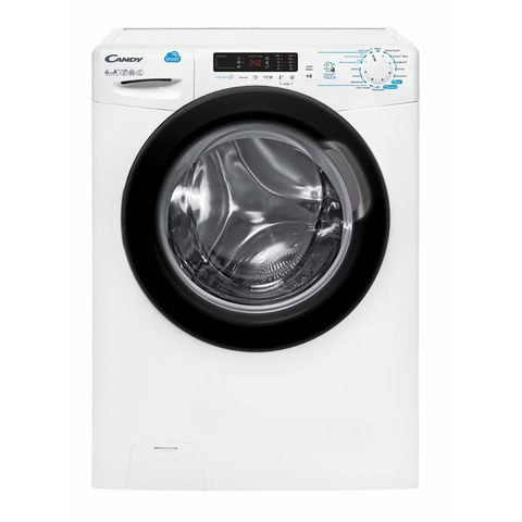 Узкая стиральная машина Candy Smart CSS41162DB1/2-07