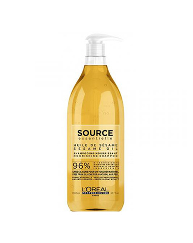 Шампунь для сухих волос,Loreal Source Essentielle , 1500 мл