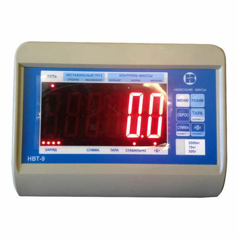Весы платформенные ВСП4-2000.2 А9 1000*750
