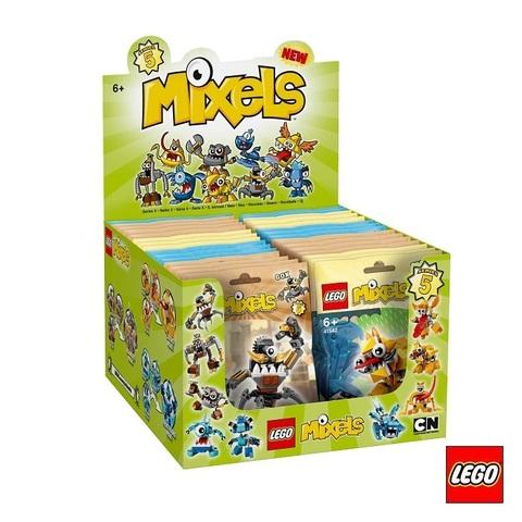 LEGO Mixels: Джинки 41537