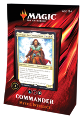 Commander 2019: Mystic Intellect (на английском)