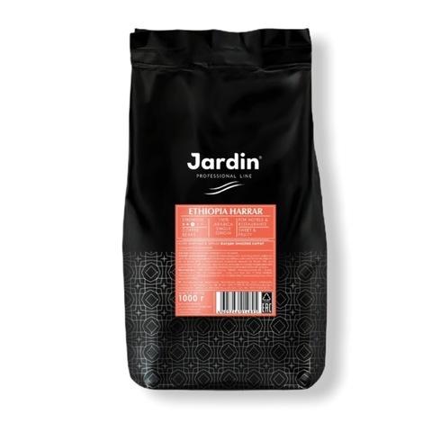 ЖАРДИН Эфиопия Харрар кофе в зернах, 1000г