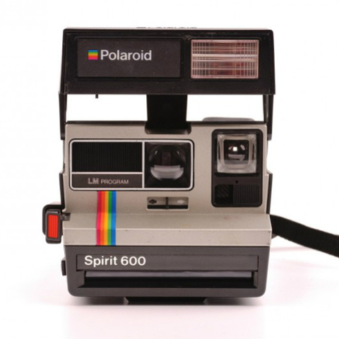 Polaroid Spirit 600 LM program