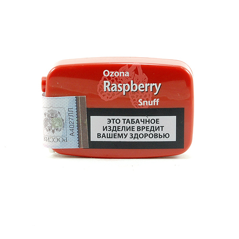 Табак нюхательный OZONA RASPBERRY (7gr)