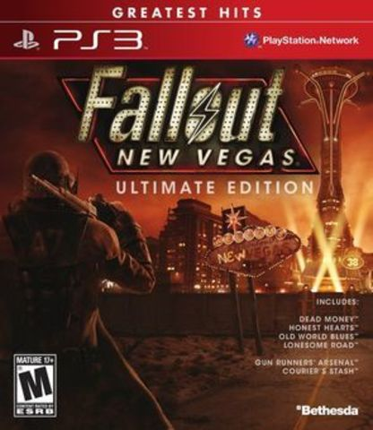 PS3 Fallout New Vegas - Ultimate Edition (английская версия)