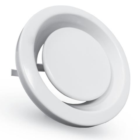 Диффузор шумоподавляющий стальной вытяжной Airone EFF 150/160