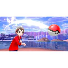 NS: Pokemon Sword Day-1 Edition (английская версия)