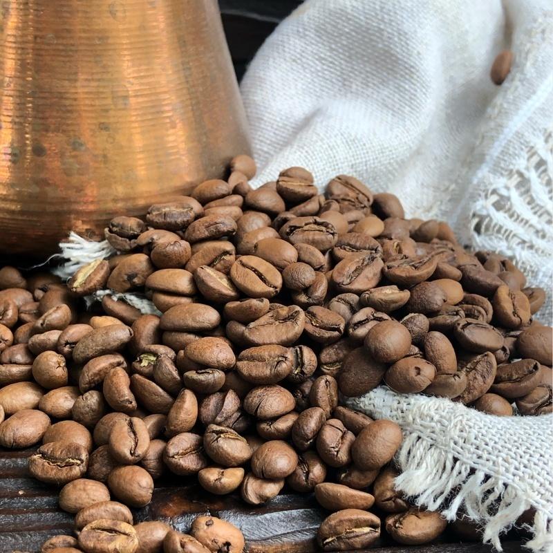 Фотография Кофе свежеобжаренный в зернах Колумбия Андина, 250 г купить в магазине Афлора