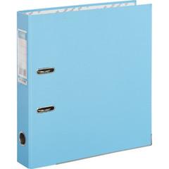 Папка с арочн.мех.BANTEX ECONOMY PLUS, 50мм, голубой