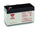 Аккумулятор YUASA NP 1,2-12 ( 12V 1,2Ah / 12В 1,2Ач ) - фотография