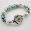 """Основа для браслета / часов """"Пандора"""" 19 см (цвет - античное серебро) (пример. Часы Пандора)"""