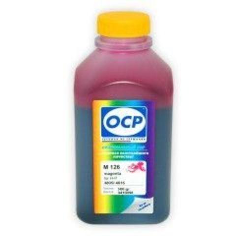 Чернила OCP M126 Magenta для картриджей HP 18, HP 88, 500 мл