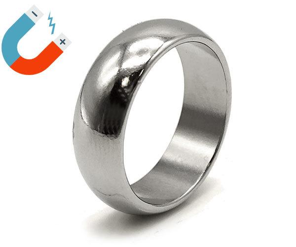 Кольцо для фокусов под серебро