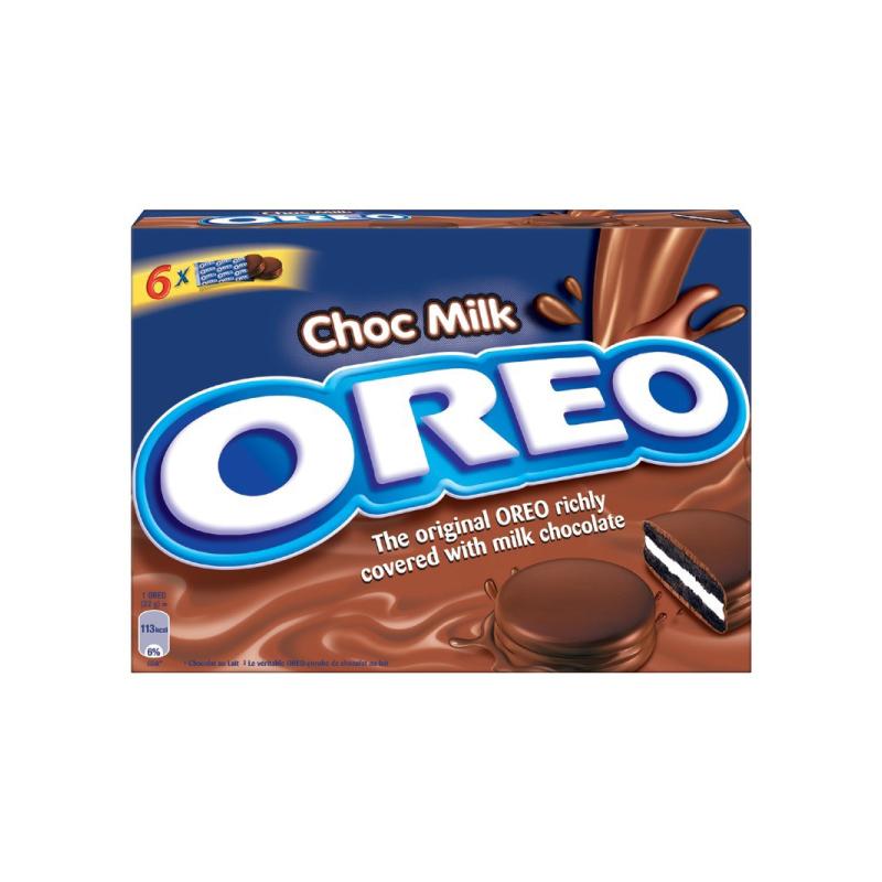 Печенье OREO Milk Chocolate 246 гр.