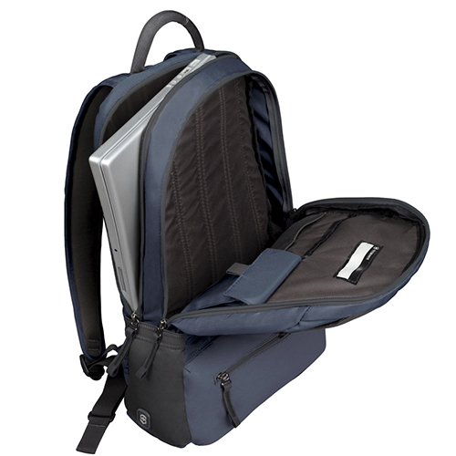 Рюкзак Victorinox Altmont 3.0 Laptop Backpack 15,6'', синий, 32x17x46 , 25 л
