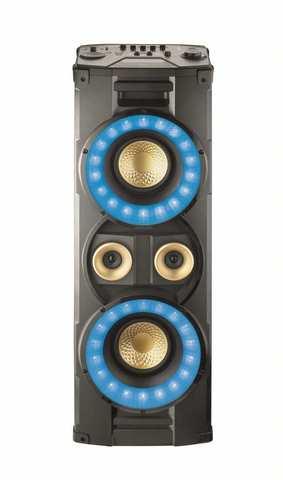 Mac Audio MMC 900, аудиосистема