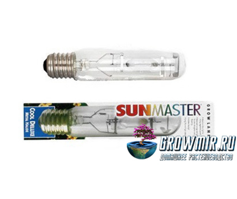 Лампа MH Sunmaster COOL DELUXE 250 W (МГЛ) (РОСТ)