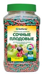 Биомастер-Сочные плодовые мин удобр 1,2кг Банка