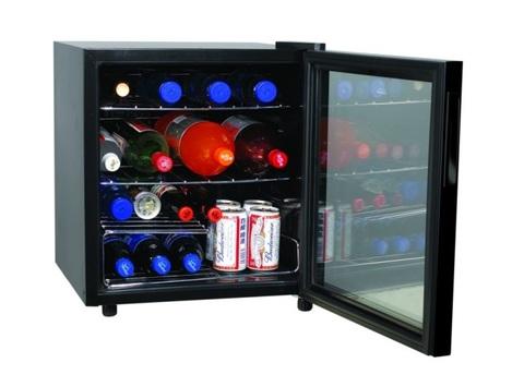 фото 1 Барный холодильник Cooleq TBC-46 на profcook.ru