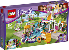 Конструктор LEGO Friends 41313 Летний бассейн