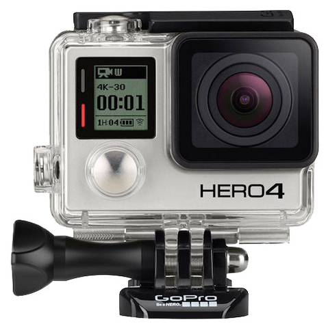 Экшн-камера GoPro Hero 4 Black Edition