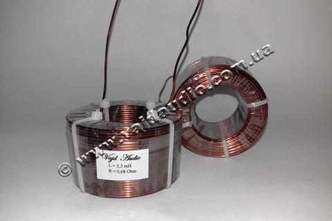 Катушка индуктивности Vajd Audio  2,3 mH*  0,68 Оhm* 1,32 mm