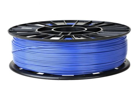 Пластик ABS REC 1.75 мм 750г., голубой