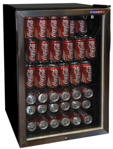 фото 1 Барный холодильник Cooleq TBC-145 на profcook.ru