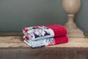 Полотенце 50x100 Feiler Valencia Red 135 cerise