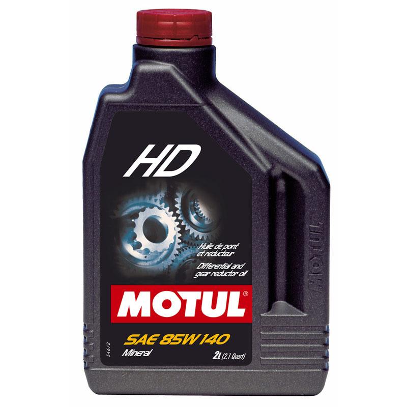 Motul HD 85W140 Трансмиссионное масло