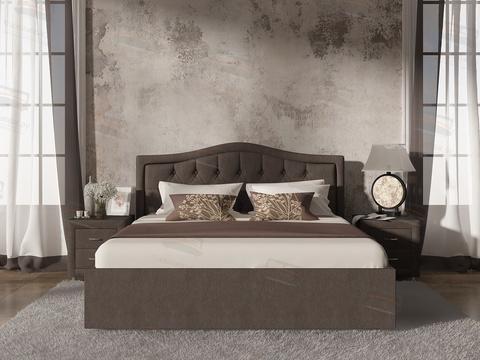 Кровать Сонум Ancona с основанием