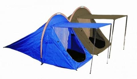 Туристическая палатка Kaiser Sport Biker2