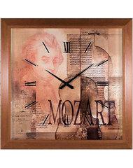 Часы настенные Lowell 11129