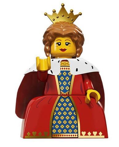 LEGO Minifigures: серия 15, 71011