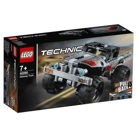 LEGO Technic: Машина для побега 42090 — Getaway Truck — Лего Техник