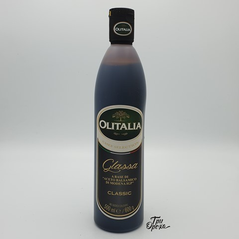 Соус бальзамический BALSAMIC CREAM OLITALIA, 500 мл