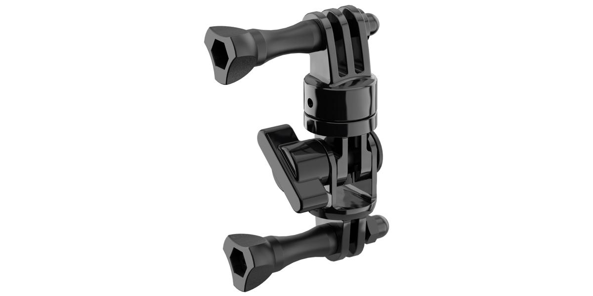 Крепление поворотное SP Swivel Arm Mount в 3-х плоскостях вращения фото крепления