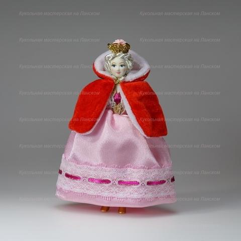 Принцесса в шубке