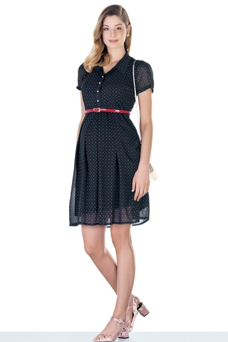 Платье 09609 сердечки