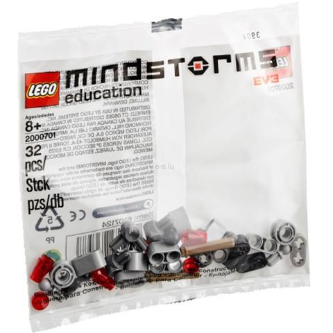 LEGO Education Mindstorms: Набор с запасными частями LME 2 2000701 — Replacement Pack 2 polybag — Лего Образование