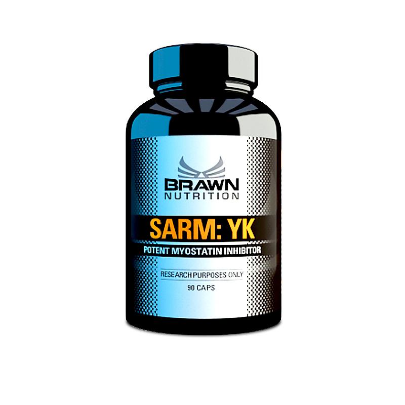 Brawn Nutrition SARM YK | Блокатор миостатина