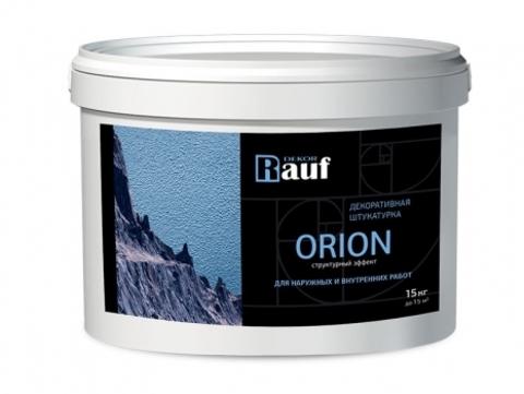Rauf Dekor ORION декоративная штукатурка со структурным эффектом