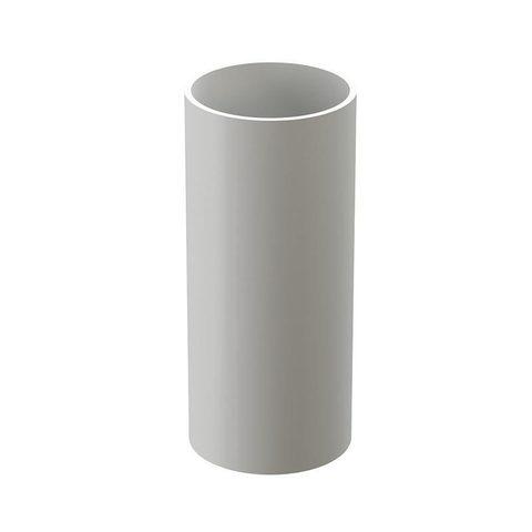Труба водосточная ПВХ Деке Премиум 1 м