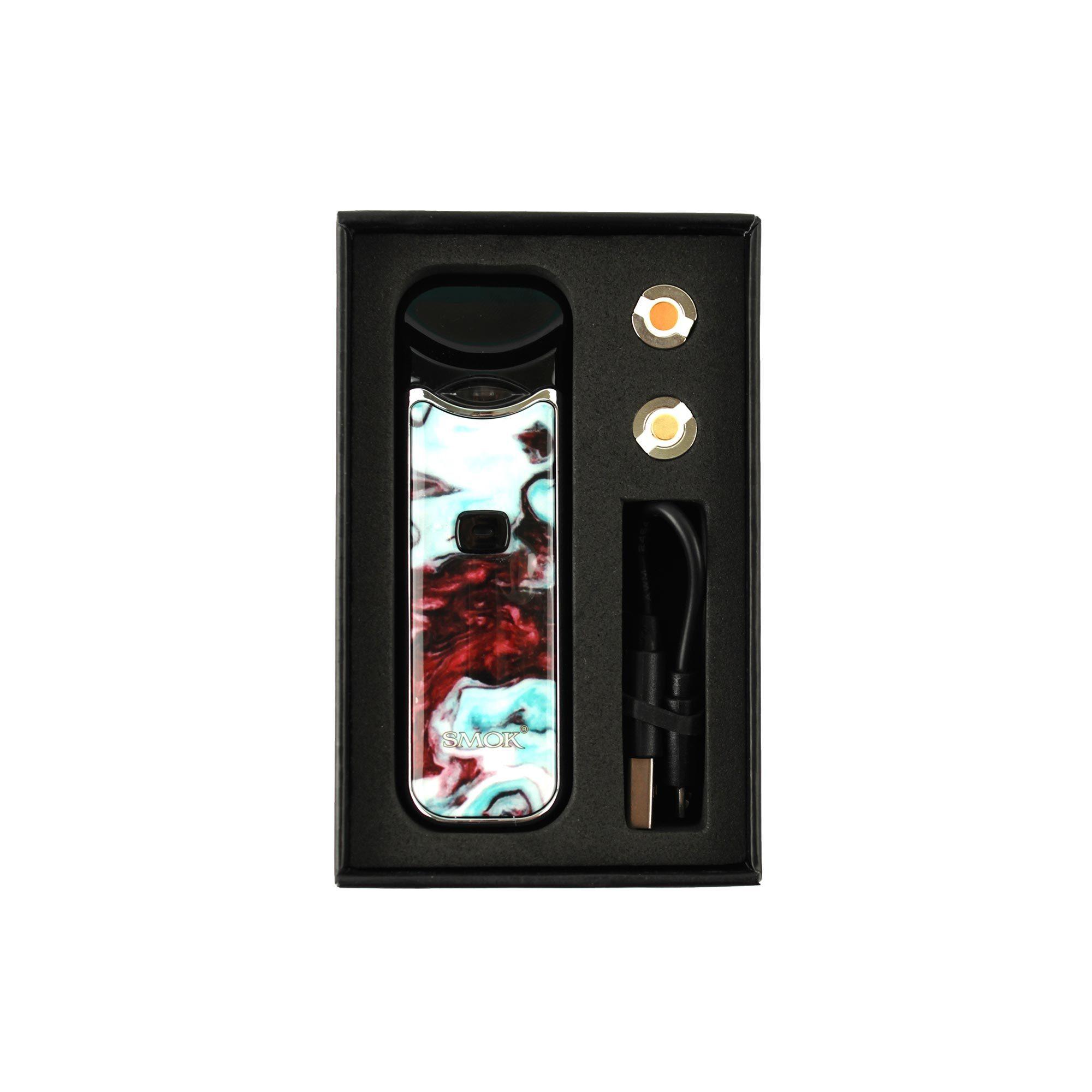 Фирменная коробка Pod-системы Smok nord kit (фото 1)