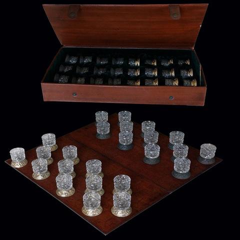 Пьяные шашки из Хрусталя