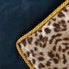 Элитный плед Venezia  v.2115 серо-голубой от Roberto Cavalli