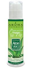 Суперувлажняющий крем с маслом алоэ, Aroma Naturals