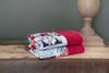 Полотенце 75x150 Feiler Valencia Red 135 cerise
