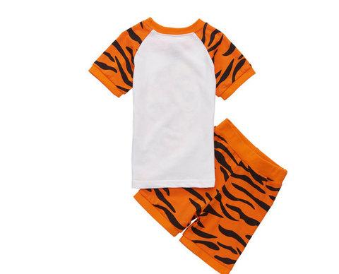 Винни Пух детский комплект Тигра футболка и шорты